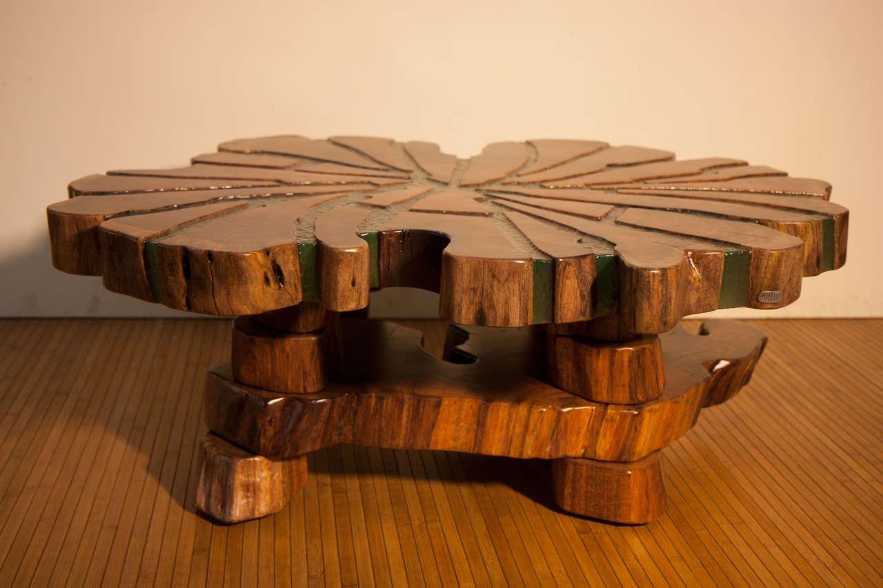 Mesa de centro | FloreResinae
