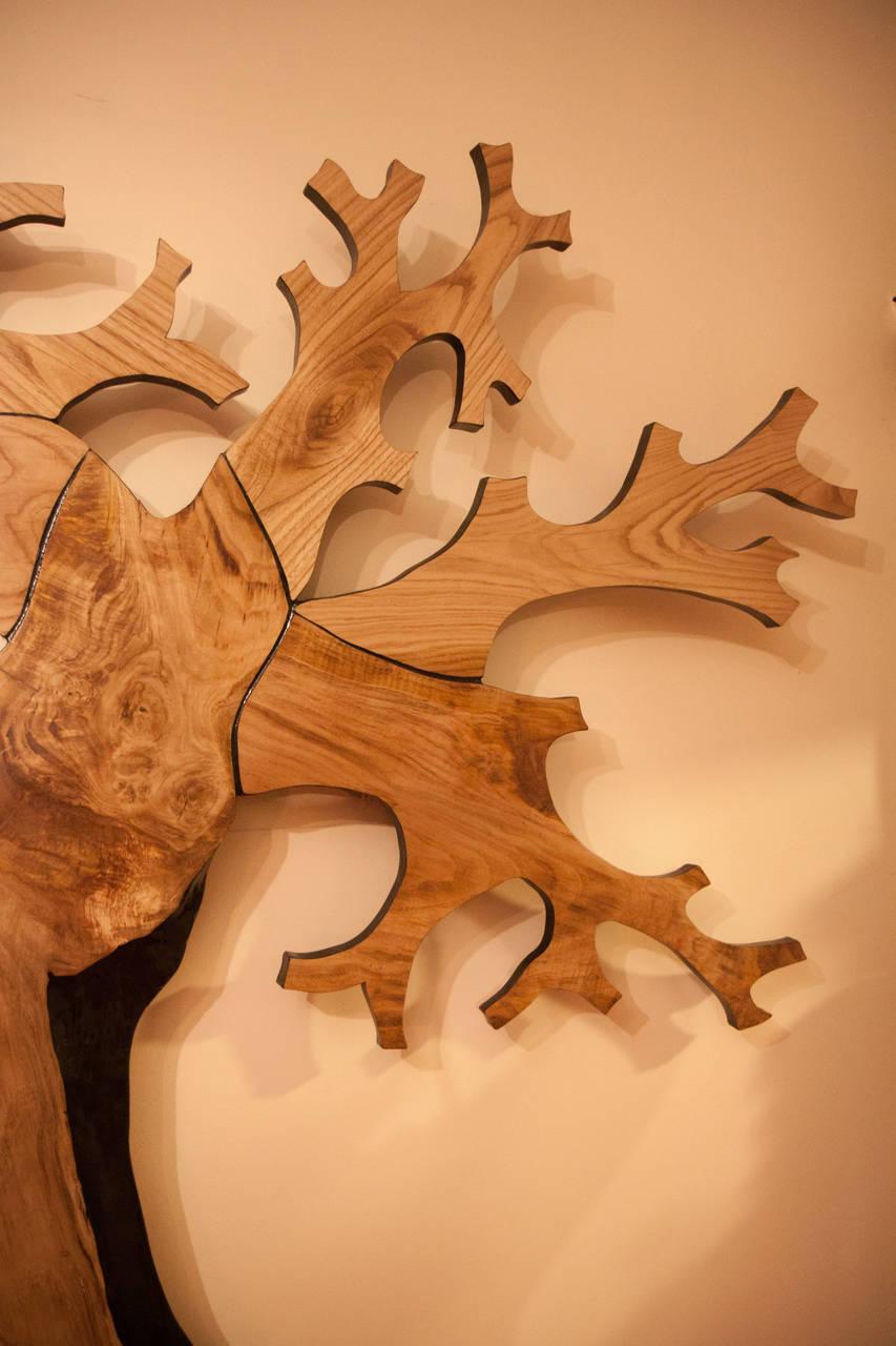 Decorative Tree with LEDs | lignumI