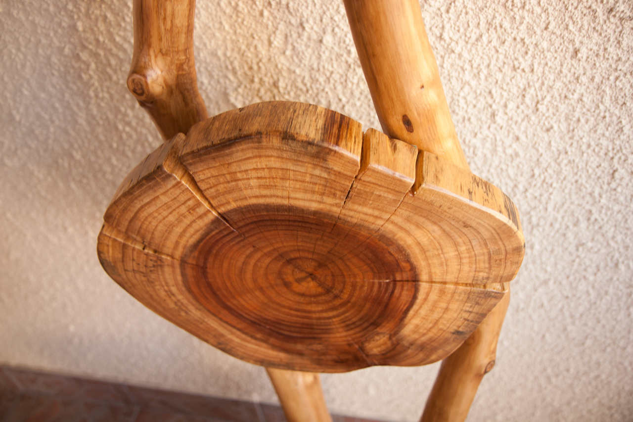 Cadeira em Madeira   sedere