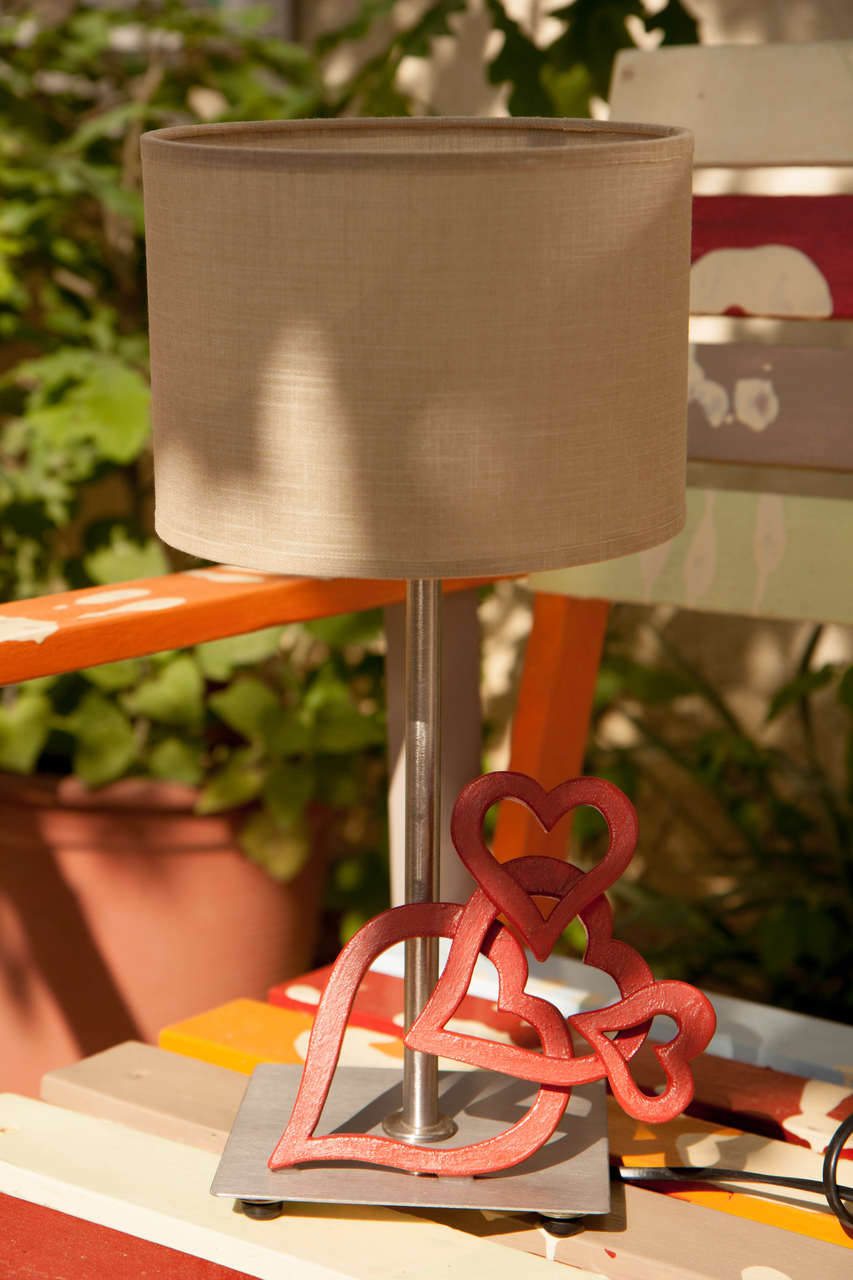 Candeeiro de Mesa | Valentinustres