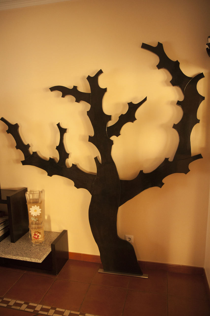 Árvore Decorativa com Leds | arbor
