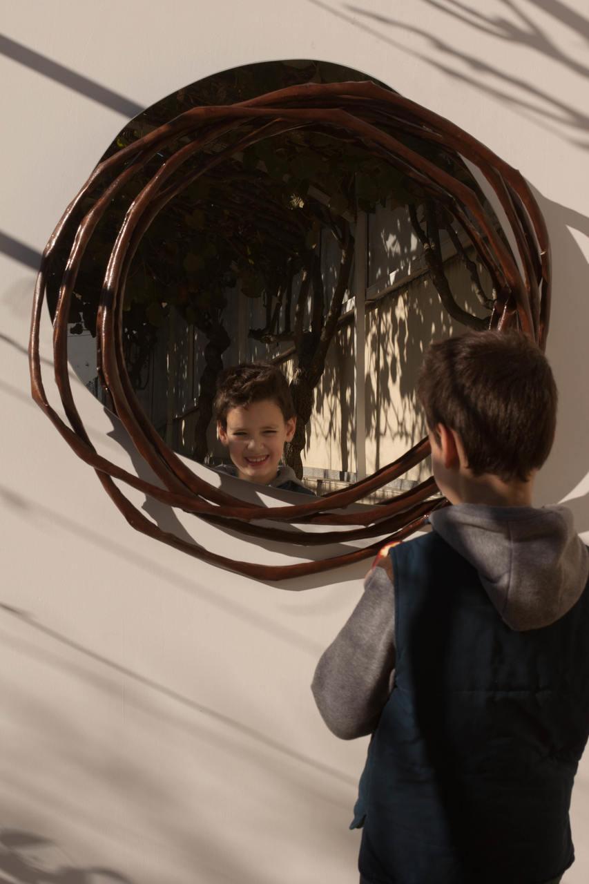 Espelho em Ferro | rotae